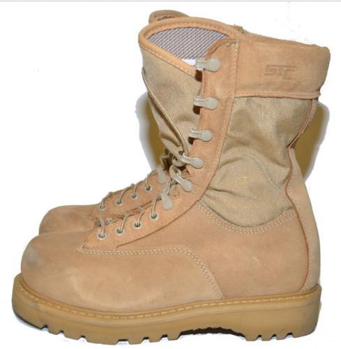 b2a075daa4b Canadian Army Desert Combat Boots