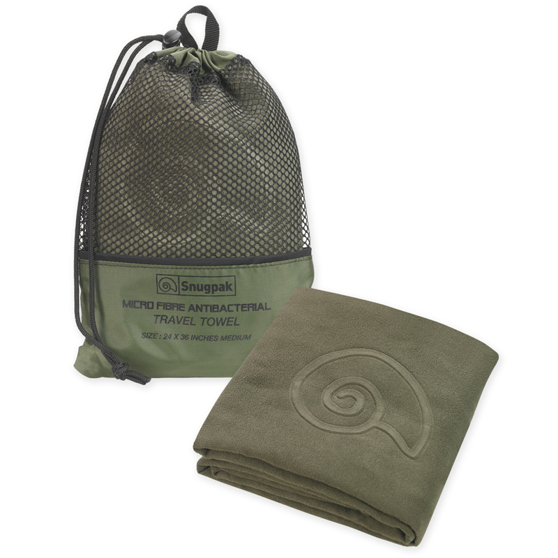 Snugpak Microfiber Towel at the central Alberta military outlet