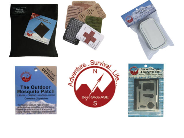 Best glide survival at the Central Alberta Military Outlet