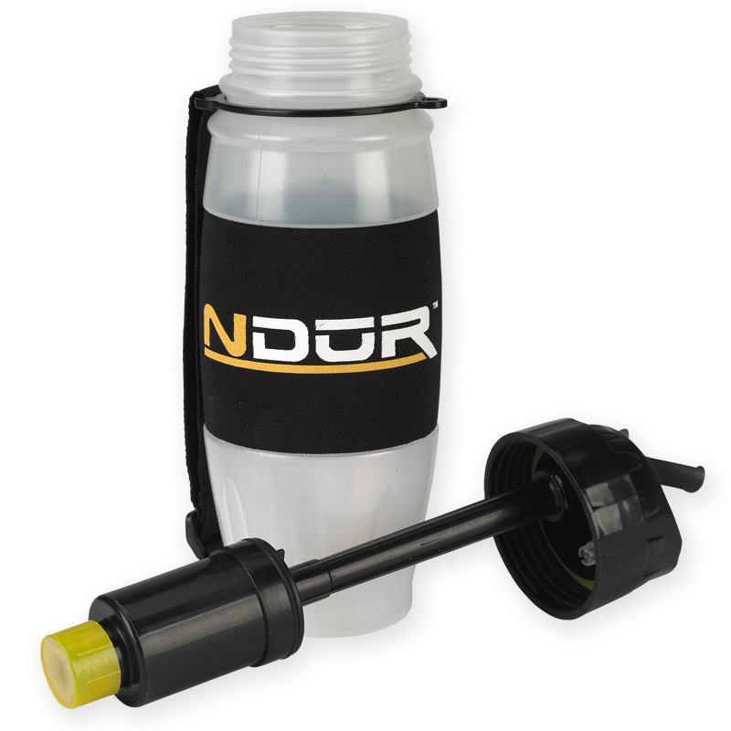 NDuR Flip Top Filter Water Bottle at the Central Alberta Military Outlet